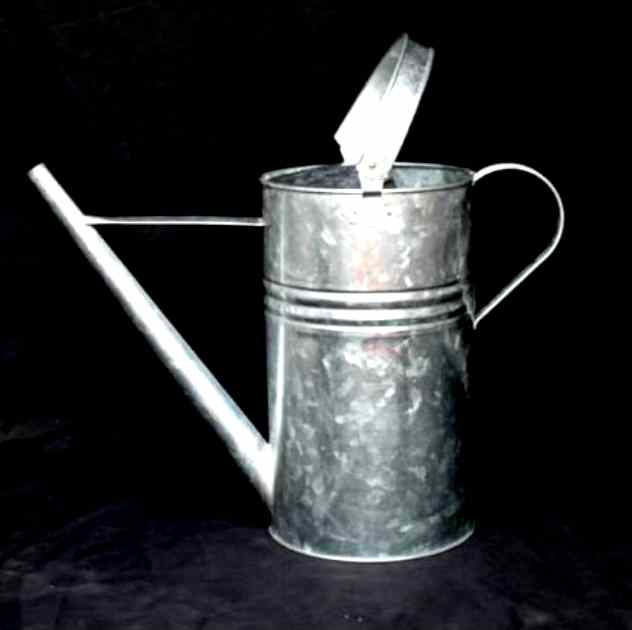 Galvanized Zinc Watering Can