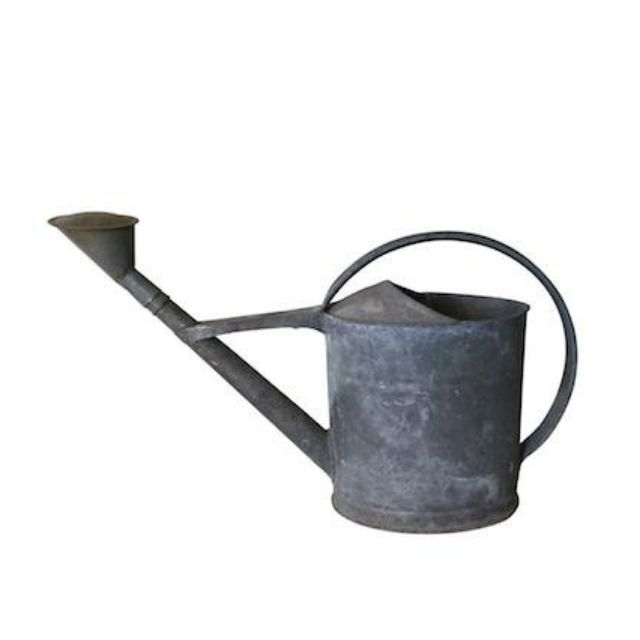 Galvanised Watering Cans Antique looks